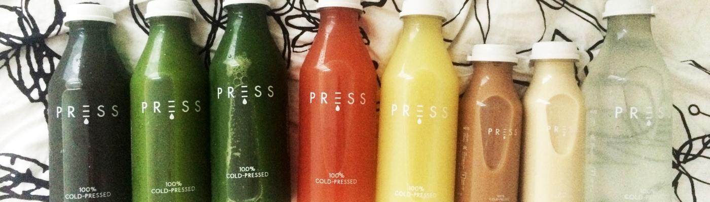 Press London Juice Cleanse