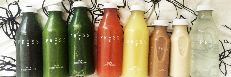 Press London Juice Cleanse
