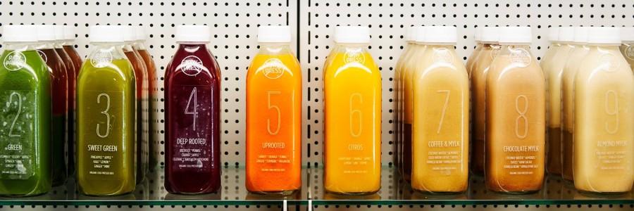 Raw Press Juice