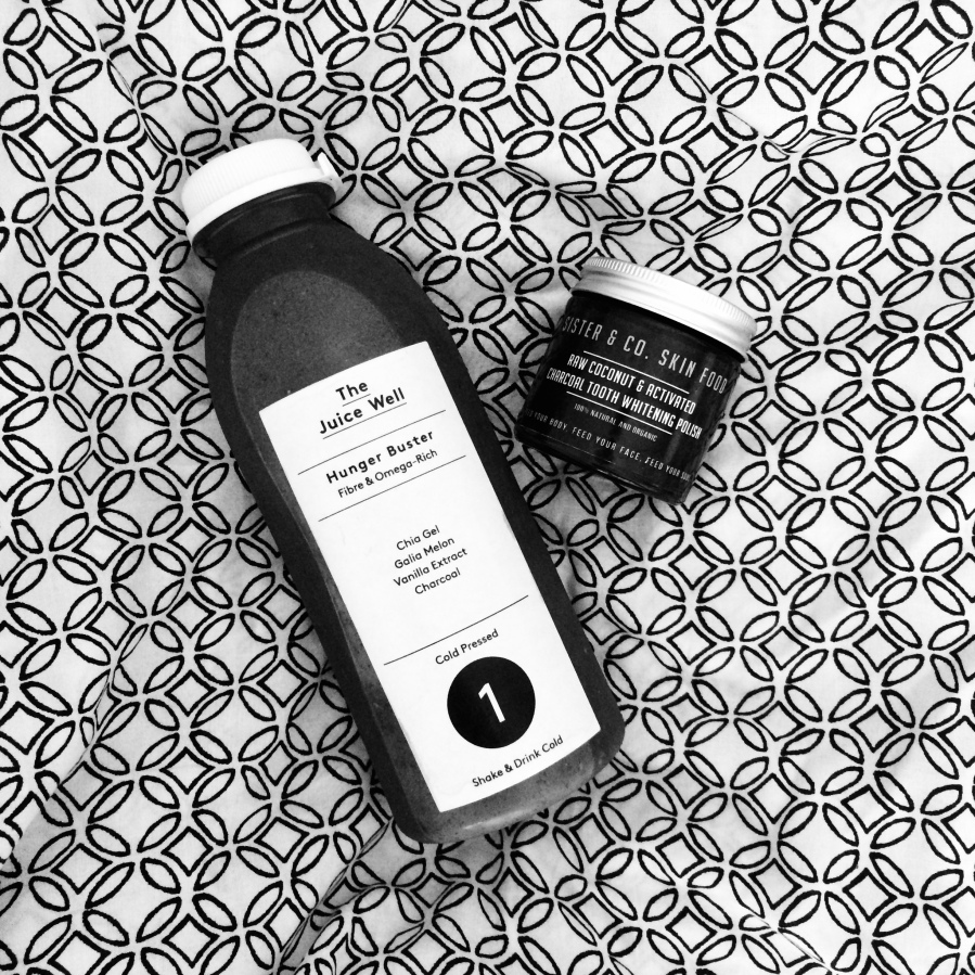 Charcoal Juice Well Sister & Co