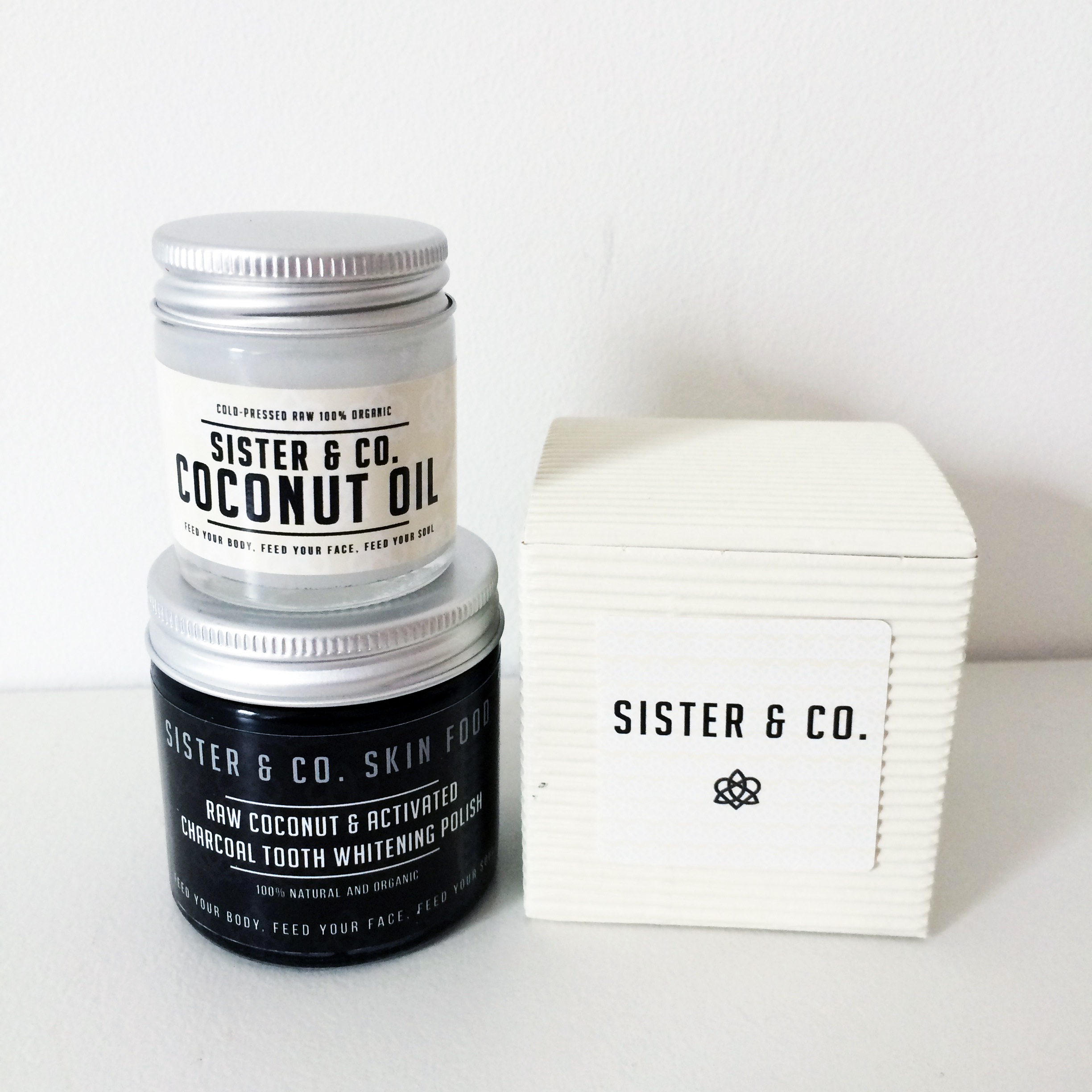 Sister Co Activated Charcoal Tooth Whitening Polish Review The