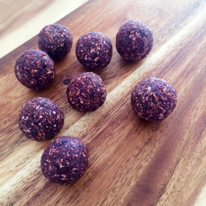 Antioxidant Berry Energy Balls