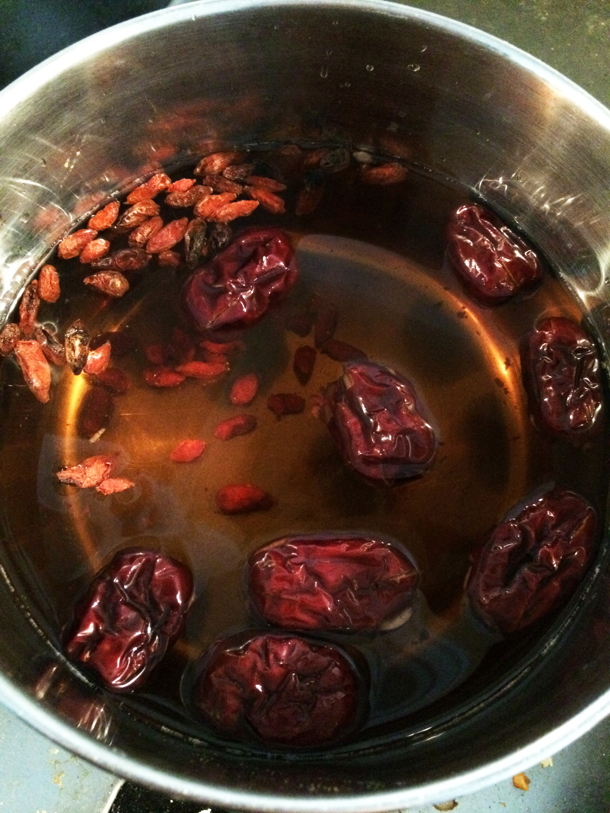 Blood Replenishing Red Date And Goji Berry Tea The Tweedlets