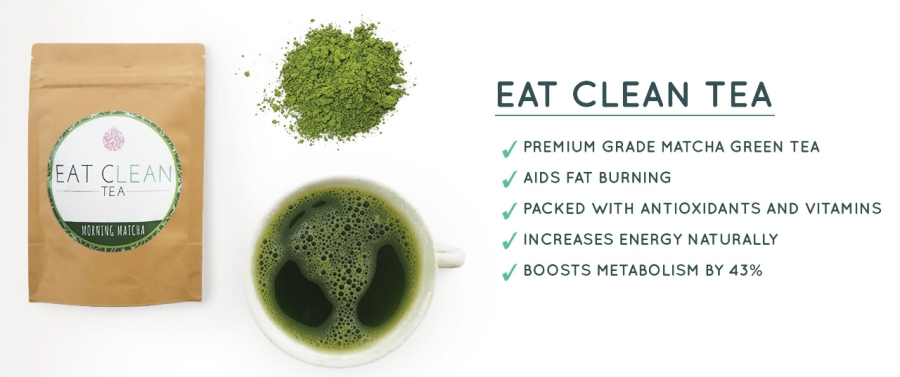Eat Clean Tea Matcha Discount