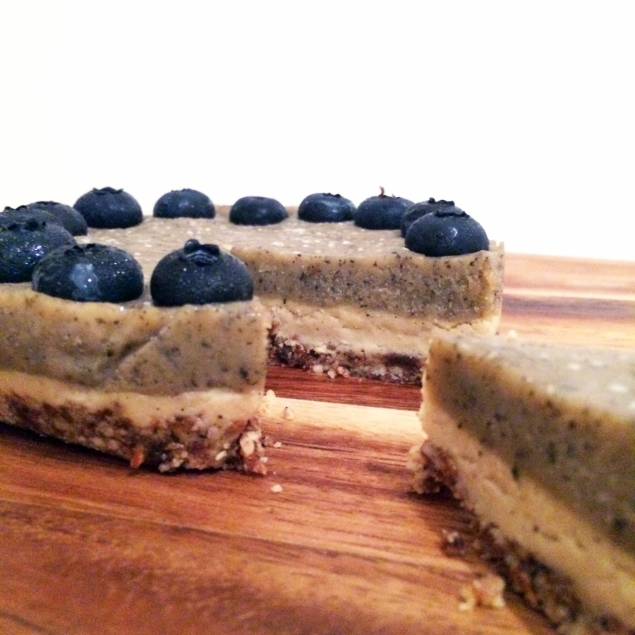 raw blueberry earl grey cheesecake 24