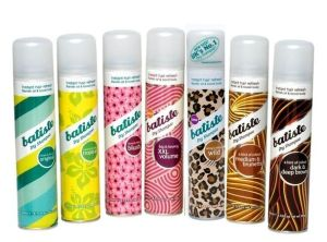 Batisse dry shampoo