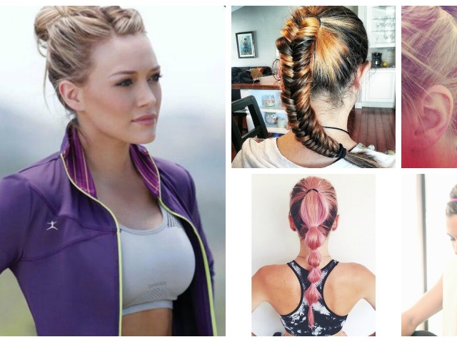 most common hair mistakes while exercising – the tweedlets