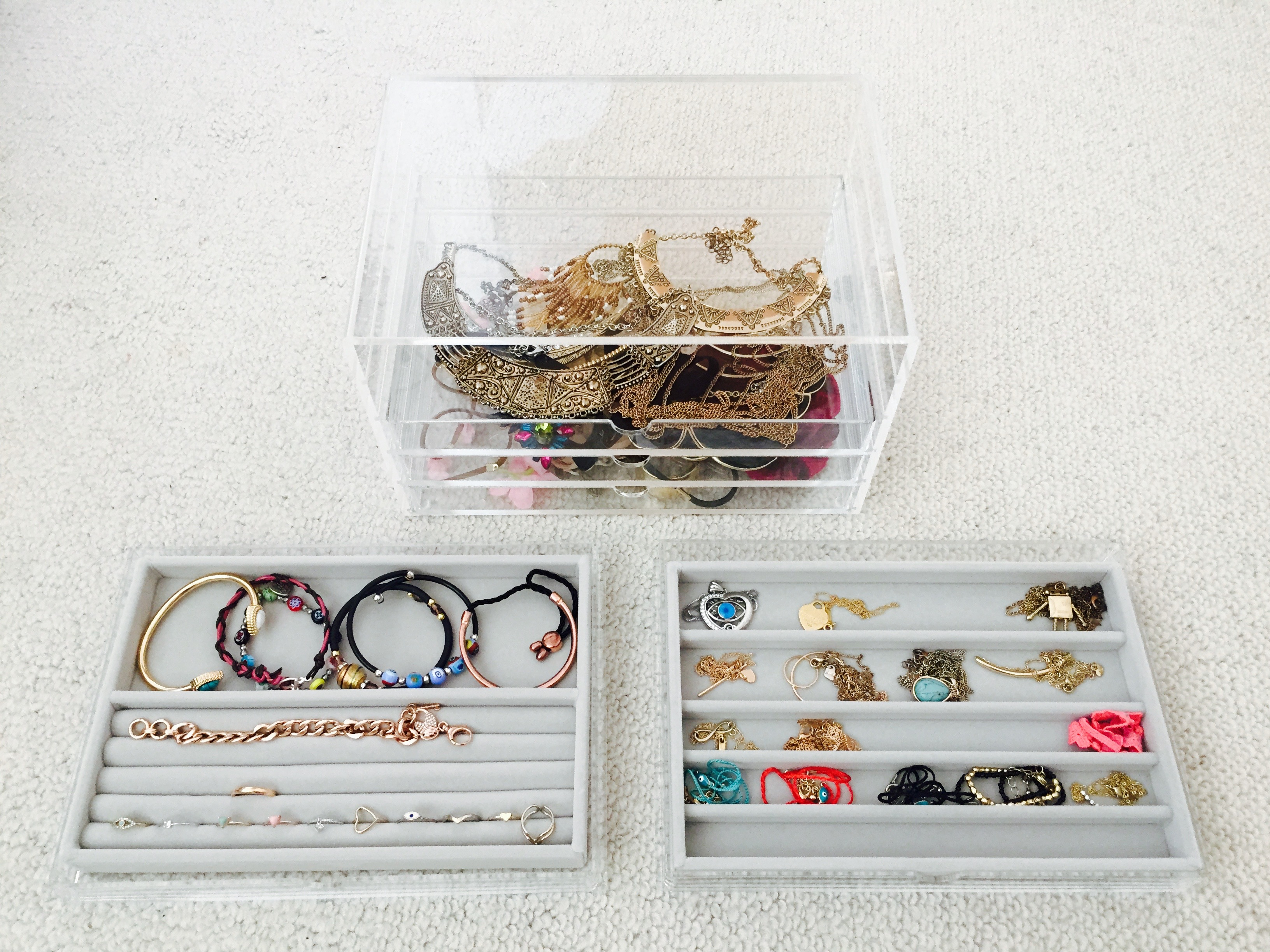 91c5fadf1 Compact Jewellery Storage Unit | MUJI – The Tweedlets